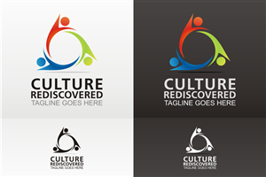 Logo Design job – Culture ReDiscovered – Winning design by novita007