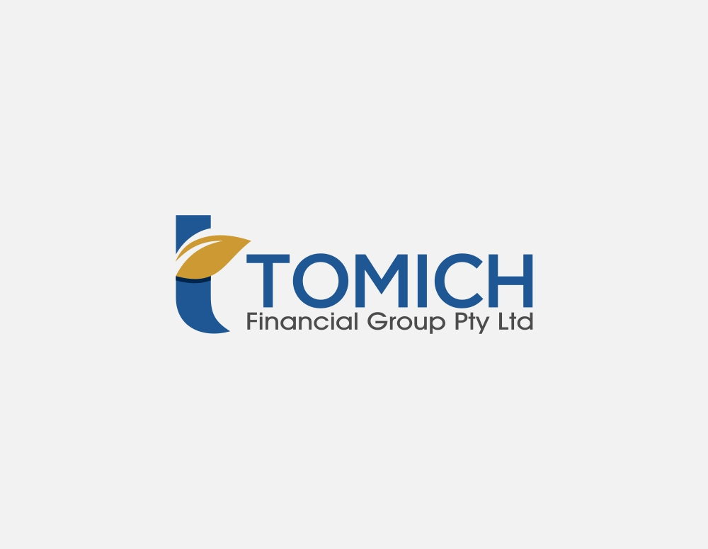 33 professional serious logo designs for tomich financial for Outer space design group pty ltd