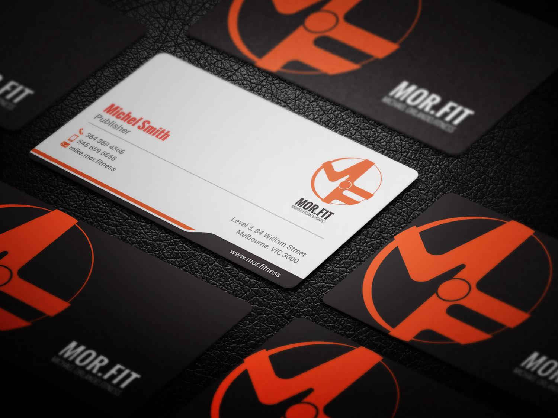 Professional, Modern Business Card Design for Michael Orlando ...