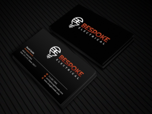 Bespoke business card design galleries for inspiration bespoke electrical business card design by sandaruwan reheart Gallery