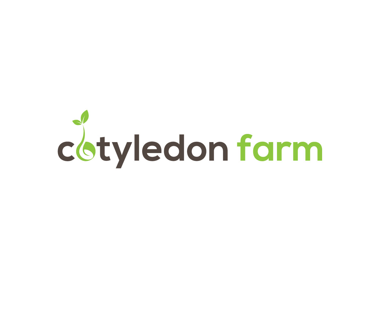 Serious, Modern, Agriculture Logo Design For Cotyledon