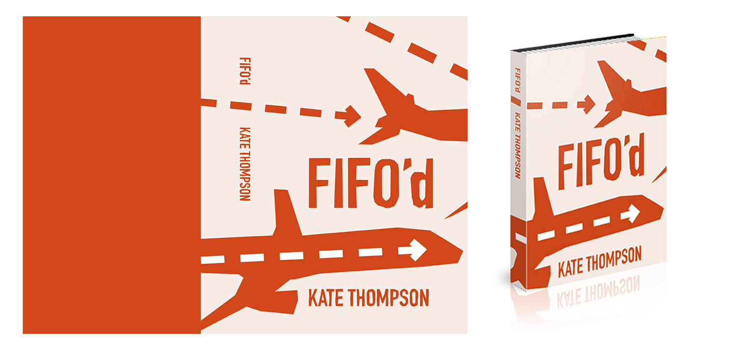 Modern Book Cover Uk : Playful modern book publisher cover design for a