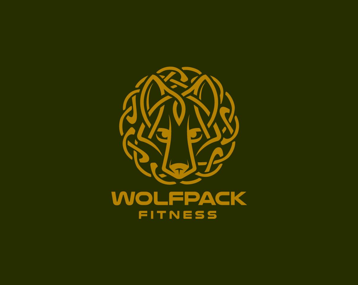 Wolf Celtic Fitness logo