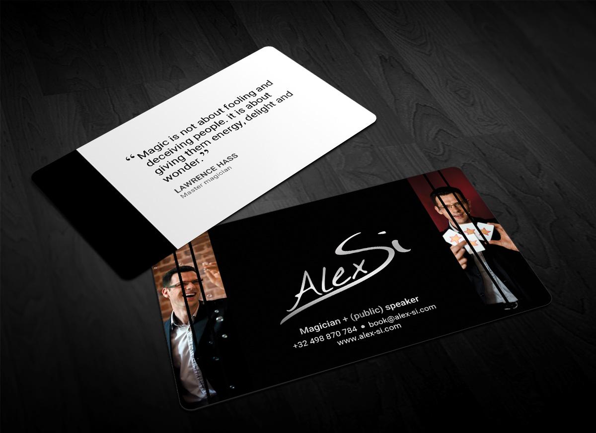 153 Modern Business Card Designs | Artists Business Card Design ...