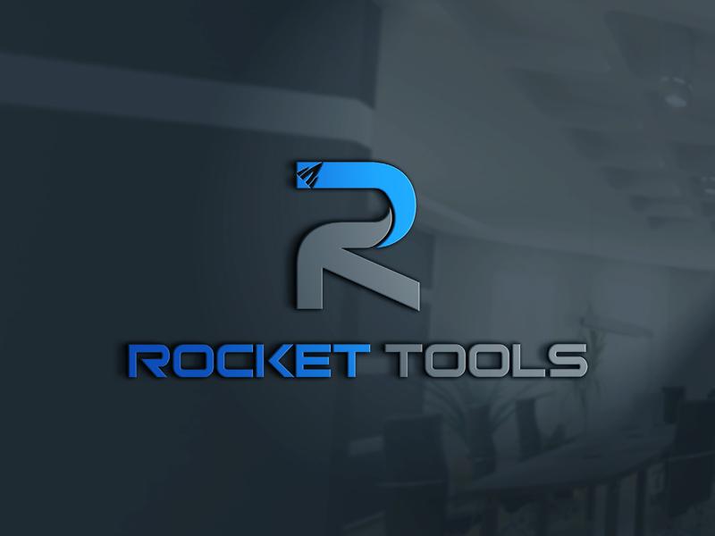 masculine conservative e commerce logo design for rocket tools by logo x part design 16660576. Black Bedroom Furniture Sets. Home Design Ideas
