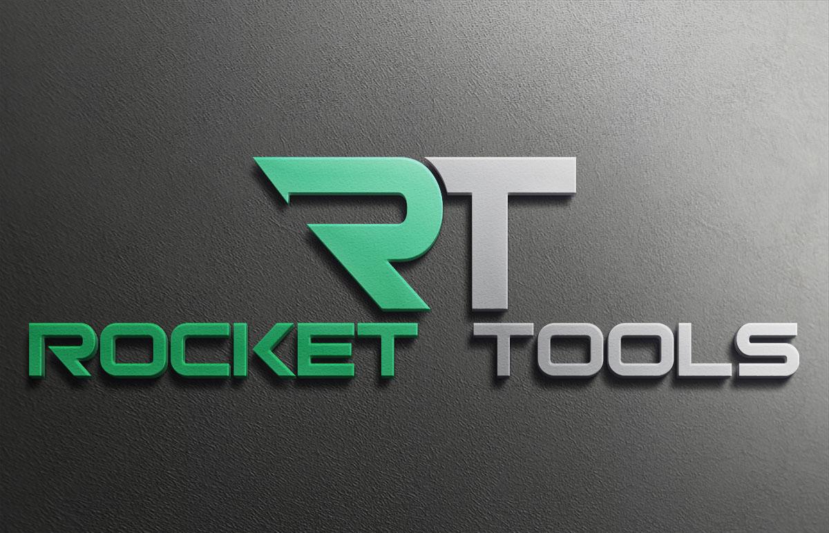 masculin conservateur e commerce design de logo for rocket tools by logo hero design 16657080. Black Bedroom Furniture Sets. Home Design Ideas