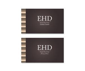 Name Card Design by zaries