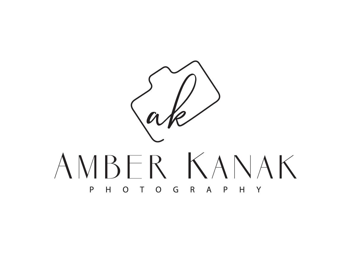 Logo Design By Creativebugs For Amber Kanak Photography