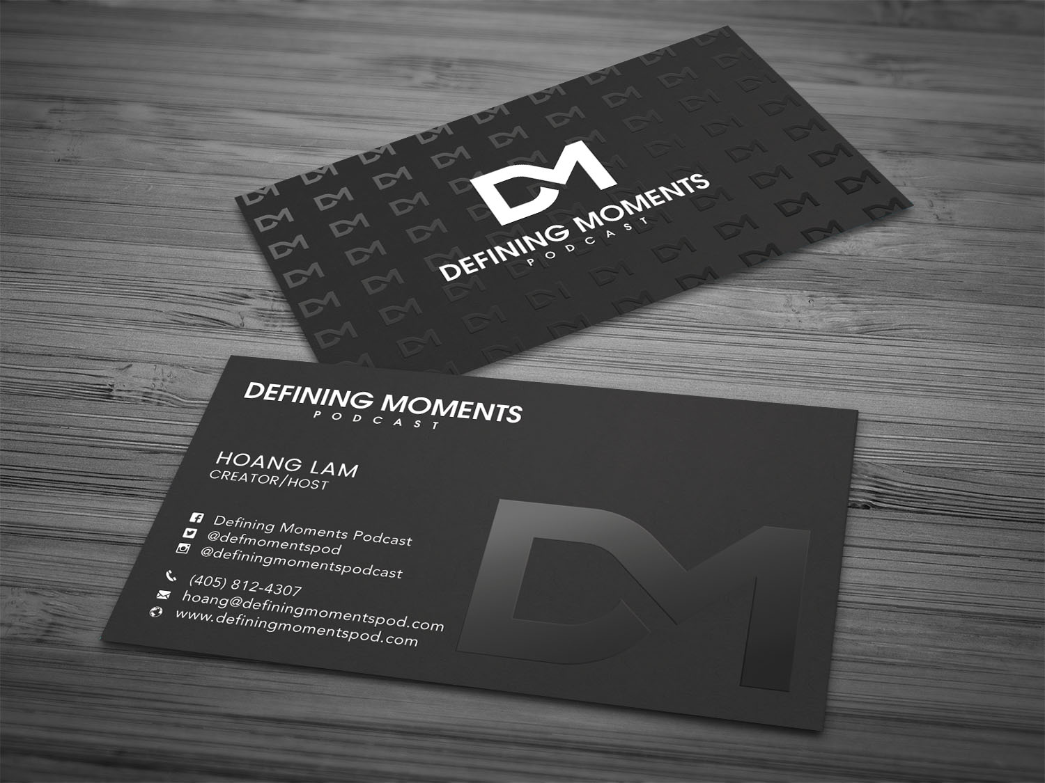 Bold, Modern, Business Business Card Design for a Company by Graphic ...
