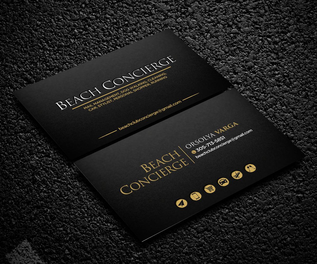 elegante profesional business diseño de tarjeta de presentación