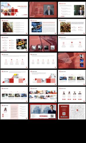 Elegant, Modern PowerPoint design job. PowerPoint brief for ...