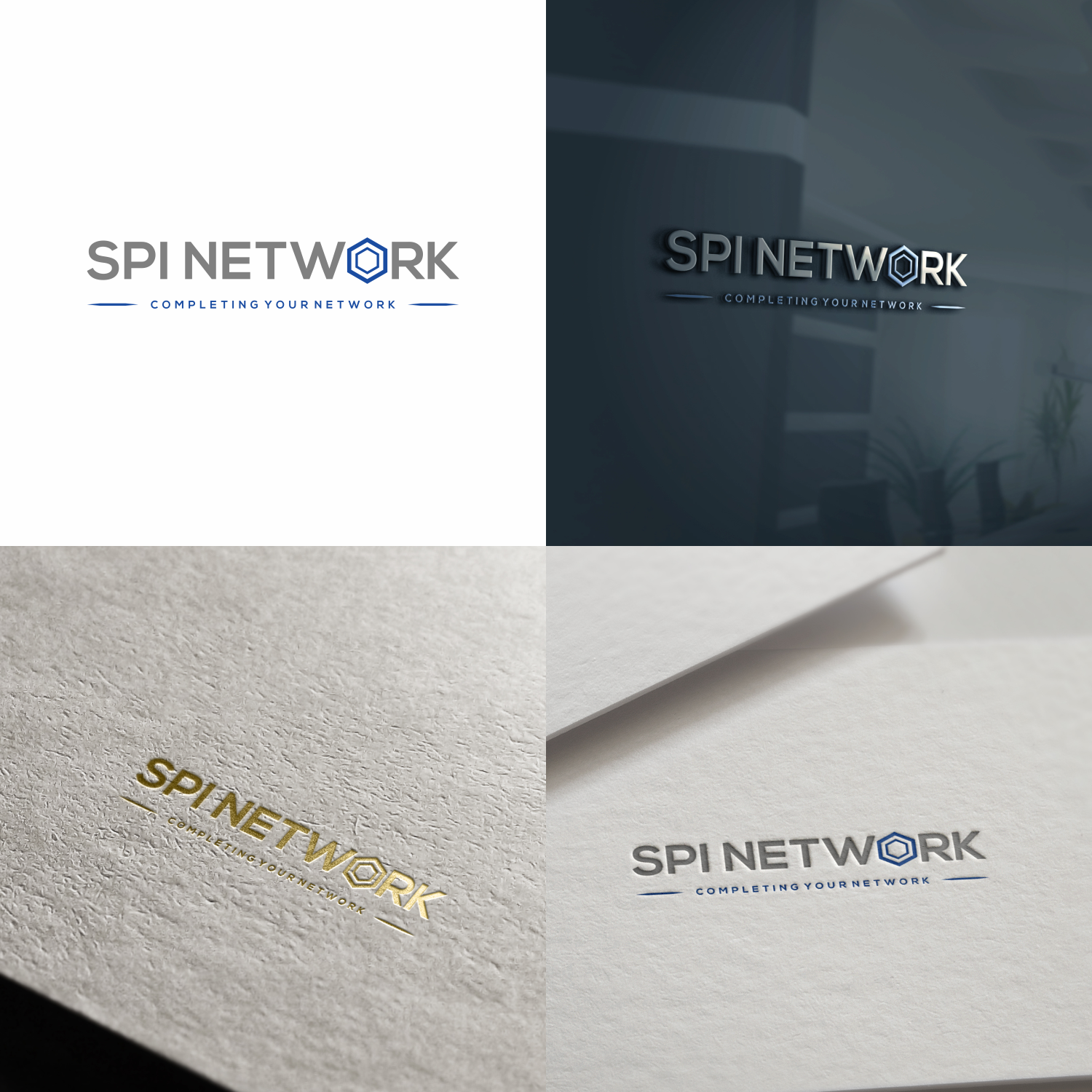 Modern, Professional Logo Design for Stephen Preston Incorporated by ...
