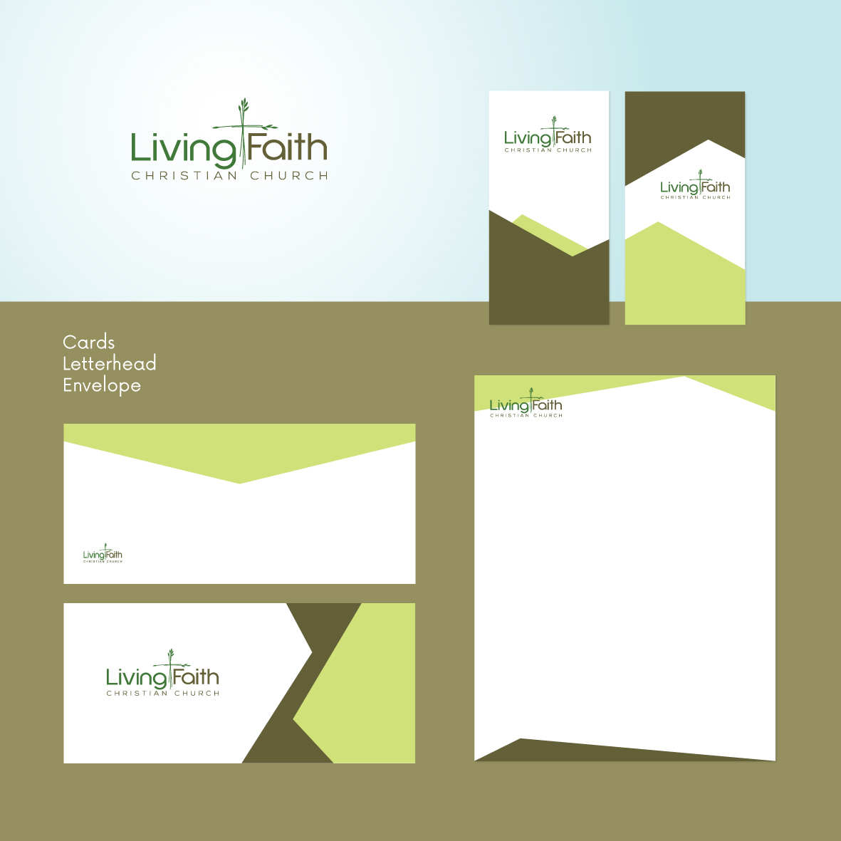 serious professional business stationery design for a company by