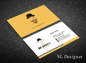 Sport business card designs 144 sport business cards to browse business card stationery design for a craft beer bar business card design by sl colourmoves