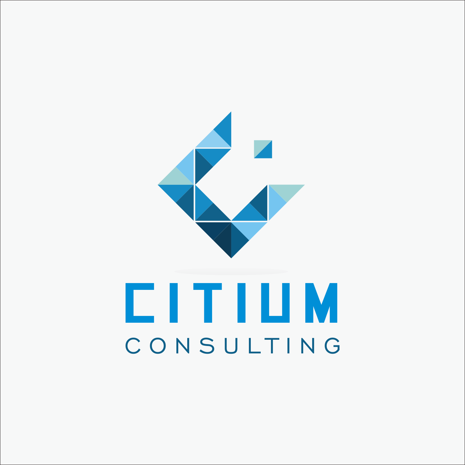 Modern professional business consultant logo design for for Consulting logo