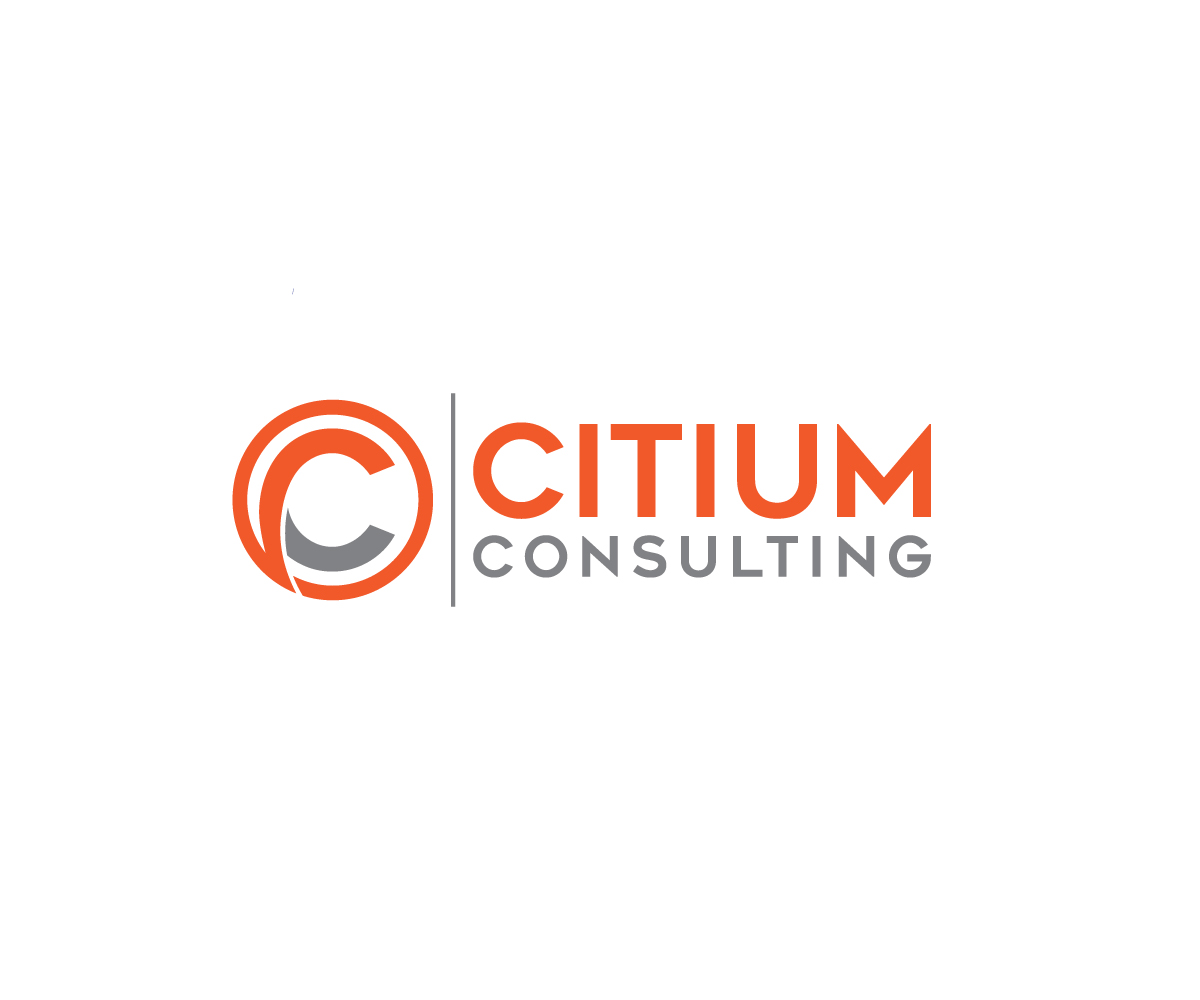 Modern professional logo design for citium consulting by for Business design consultant