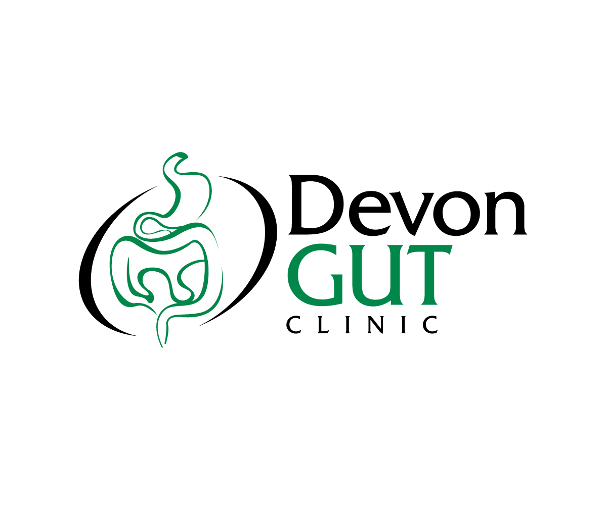 Excellent Care In A Kind Conservative: Serious, Conservative, Medical Logo Design For Devon Gut