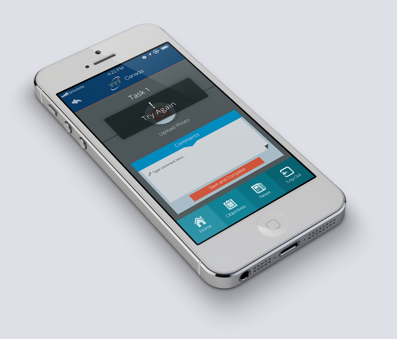 70 Professional App Designs   App Design Project for a Business in ...
