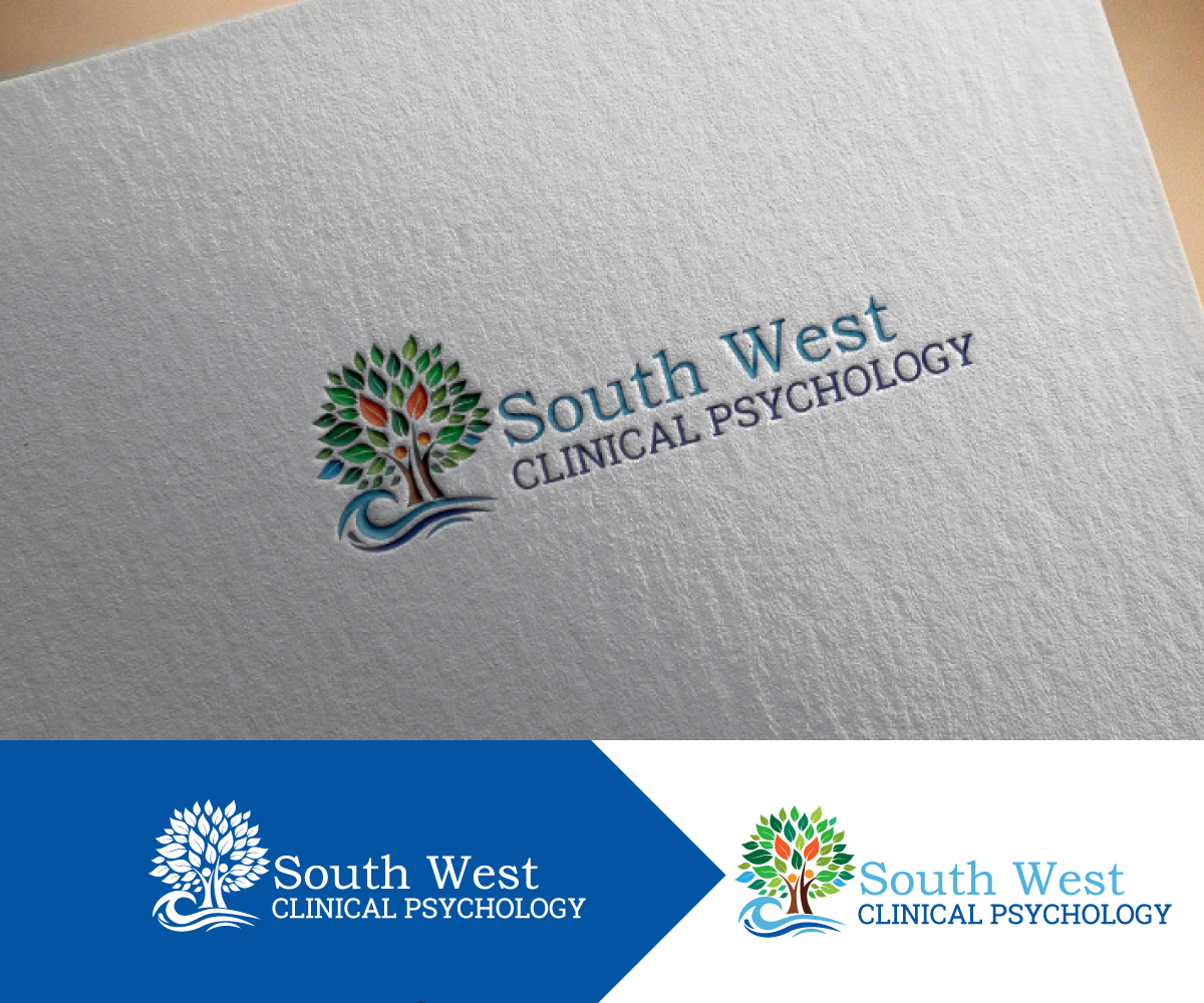 Playful, Colorful, Psychology Logo Design for South West Clinical ...