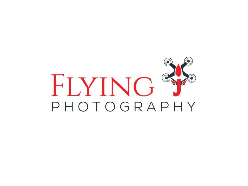 Elegant, Playful, Business Logo Design for drone photography