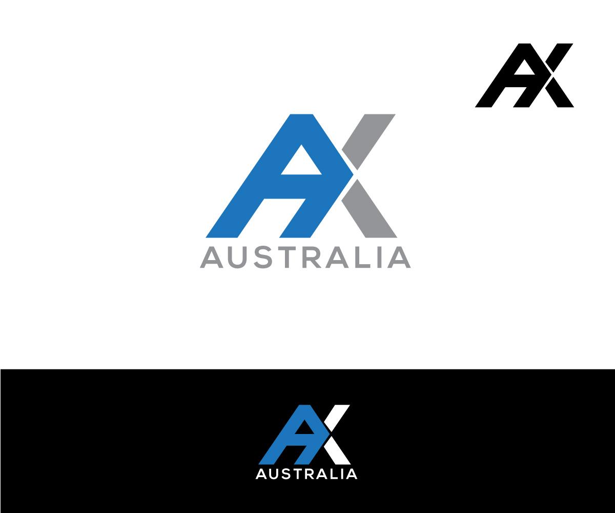 Serious modern logo design for autox australia by sonym for Australian design firms