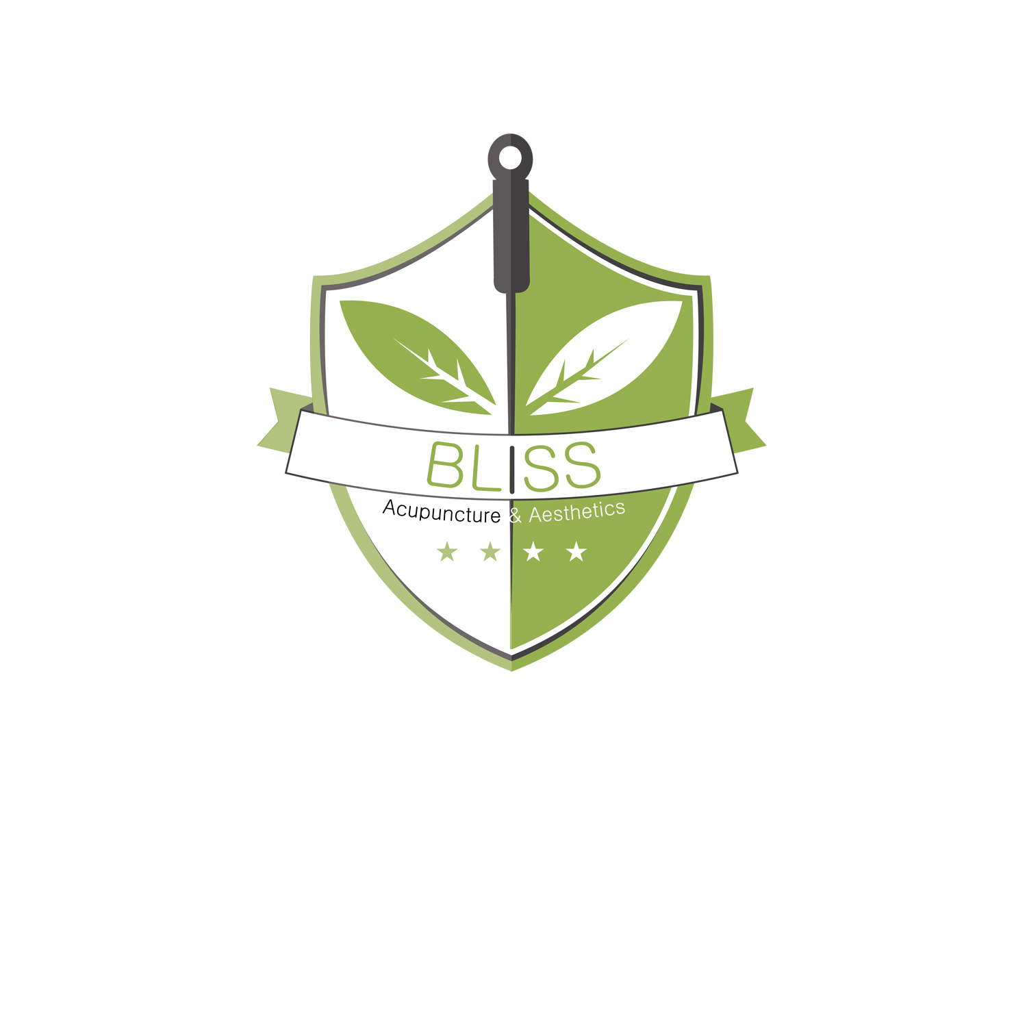 Traditional Personable Health Care Logo Design For Bliss