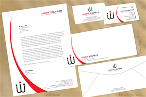 Letterhead Design by asimali