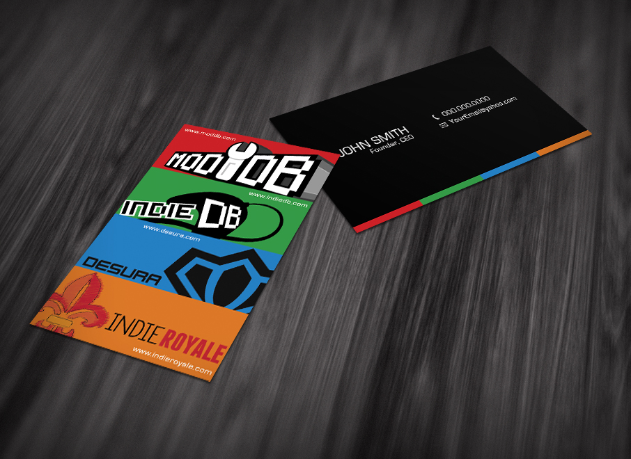 12 playful business card designs games business card design