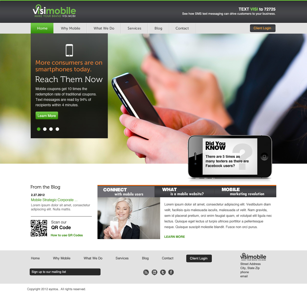 Web Design By Fielding Ideas For This Project 655119