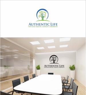 Modern Professional Logo design job Logo brief for Authentic Life