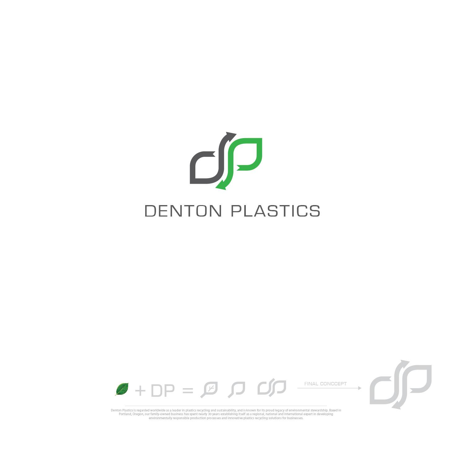Design Plastics logo