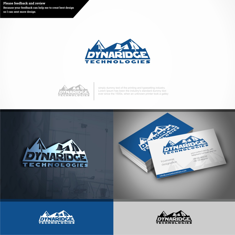 Bold Modern Computer Software Logo Design For Dynaridge Technologies By Tjahyoahmad Design 16838320