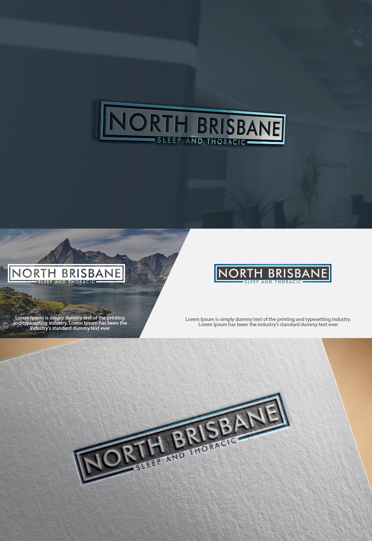 Elegant upmarket logo design for north brisbane sleep and thoracic elegant upmarket logo design for company in australia design 16841878 reheart Choice Image
