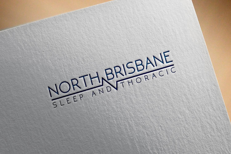 Elegant upmarket medical logo design for north brisbane sleep and logo design by altra design for north brisbane sleep and thoracic design 16828249 reheart Image collections
