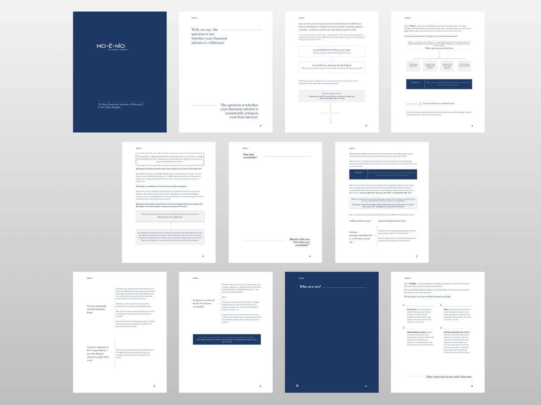 20 modern newsletter designs it company newsletter design project