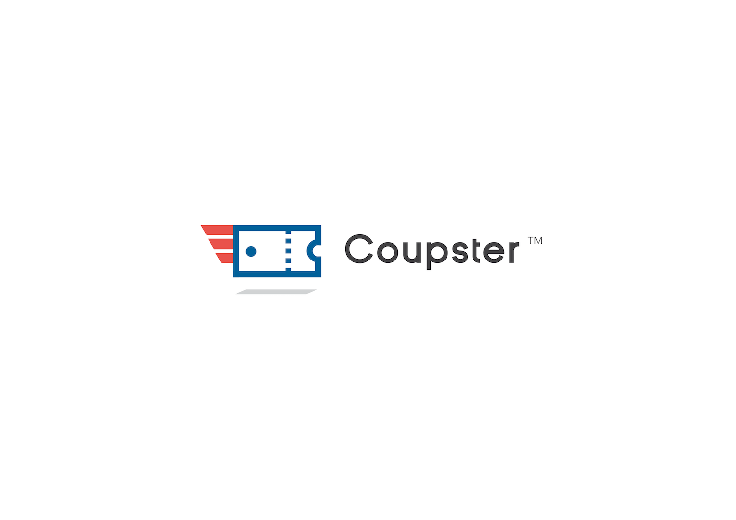 Professional Bold Coupon Logo Design For Coupster By Matt Bradshaw