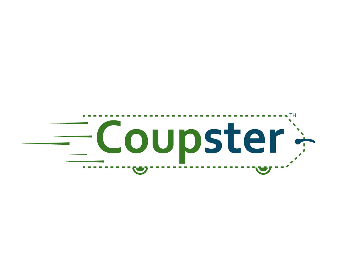 Professional Bold Coupon Logo Design For Coupster By Rasa Creative