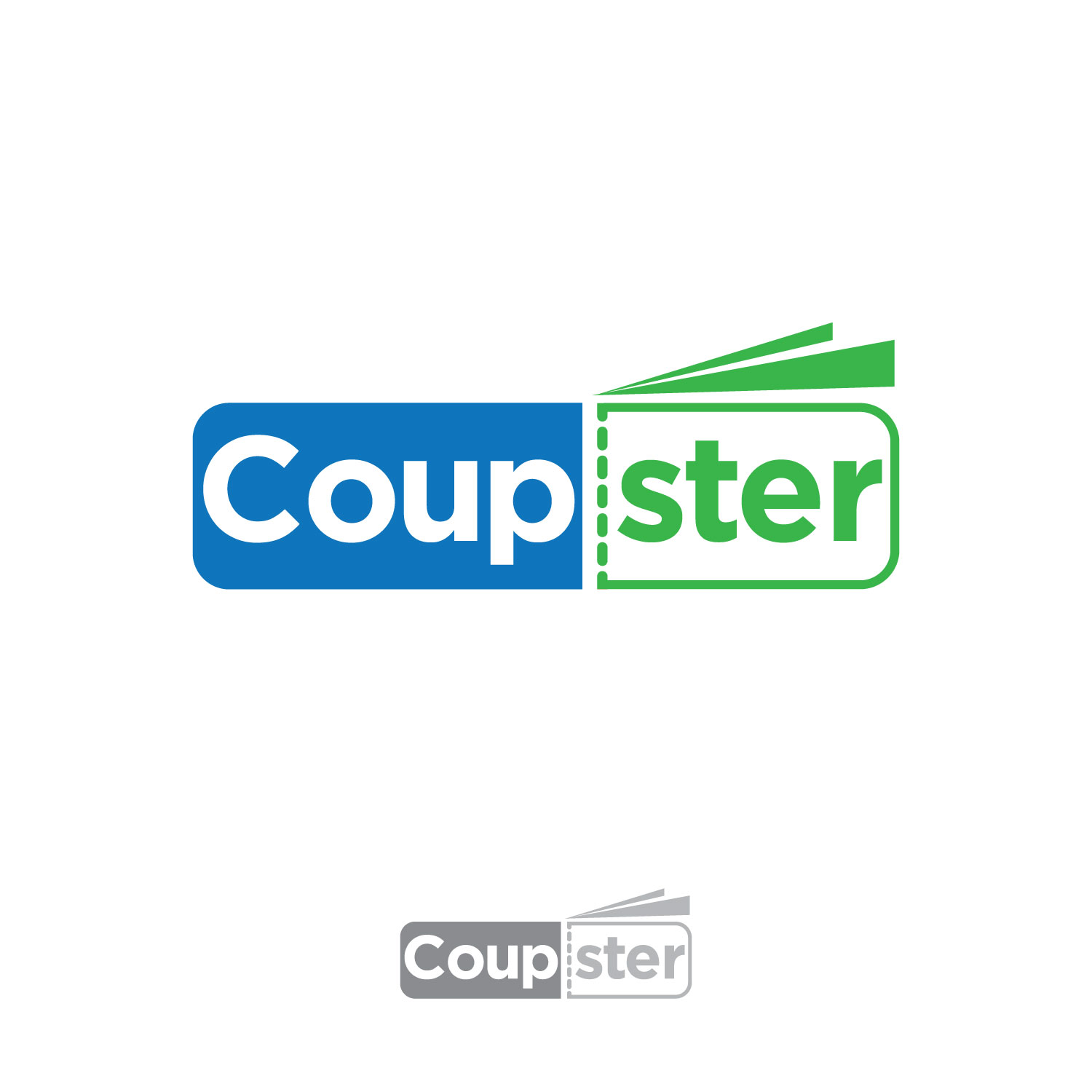 Professional Bold Coupon Logo Design For Coupster By Concepts