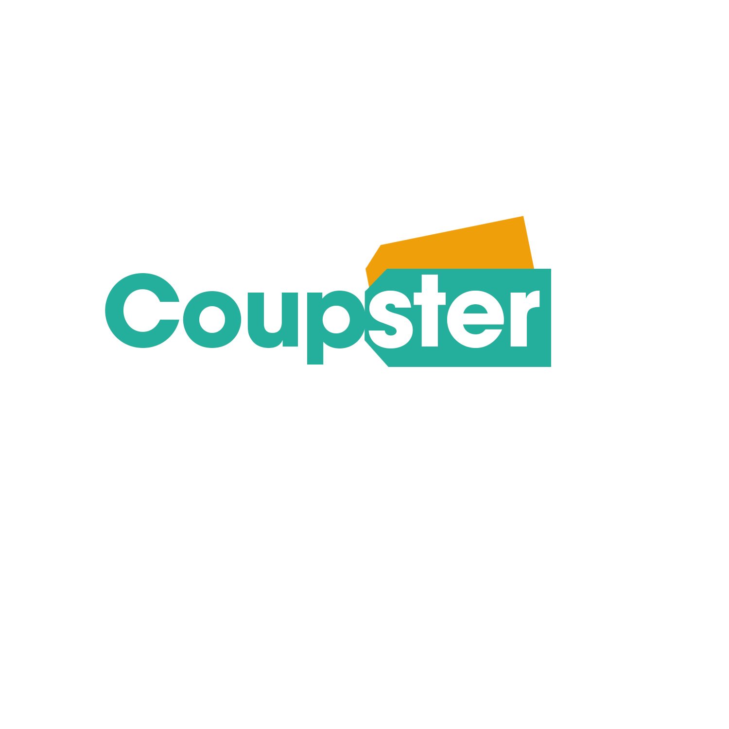 Professional Bold Coupon Logo Design For Coupster By Cvedesign