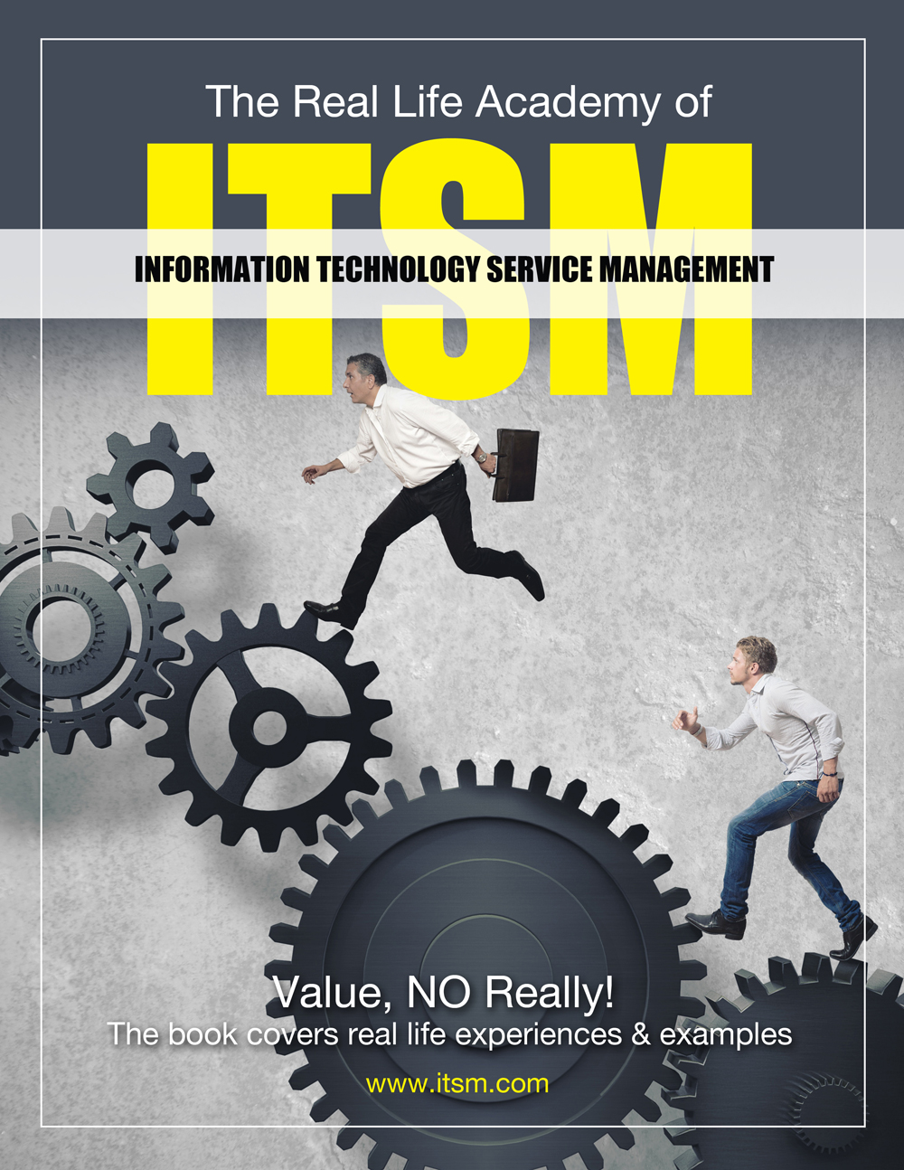 Book Cover Design Uk : Information technology book cover design for a company by