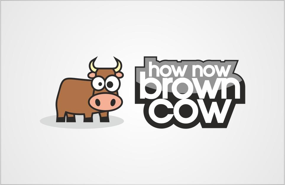 Serious, Elegant, Education Logo Design for How Now Brown ...