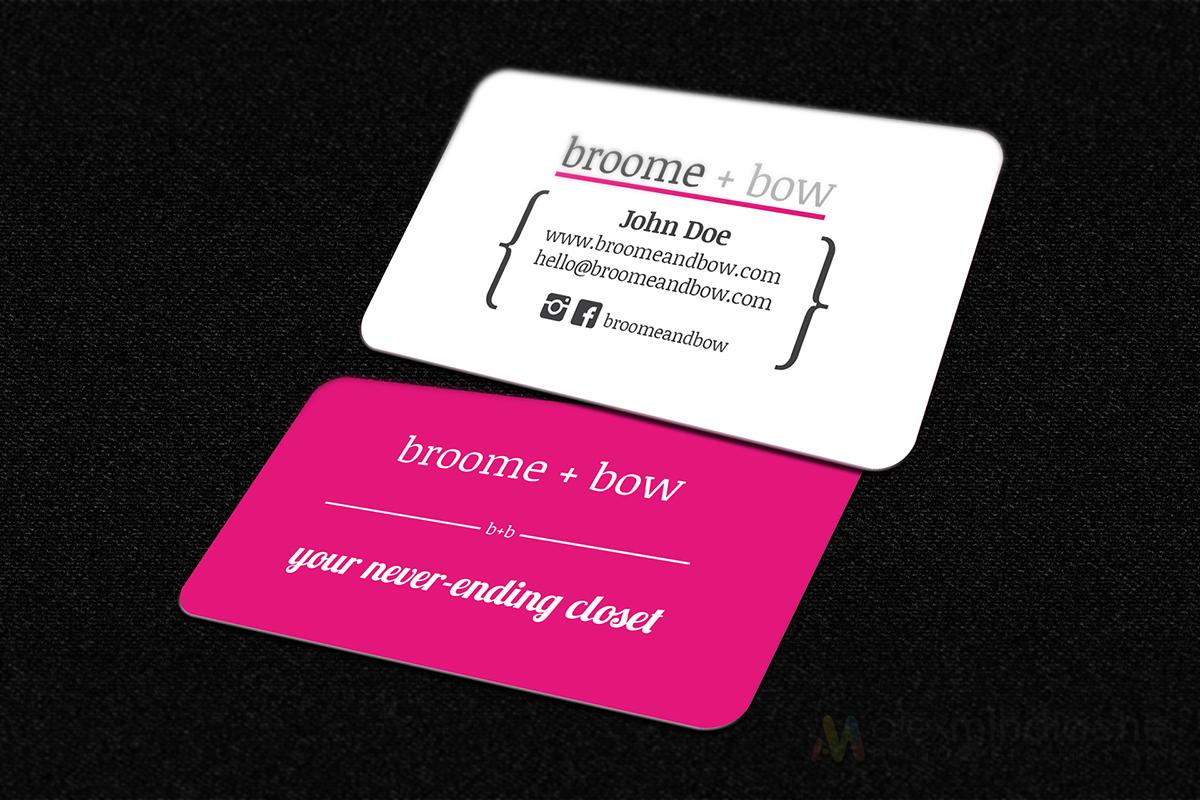 Bold modern business business card design for broome bow by alex bold modern business business card design for broome bow in canada design 2693732 colourmoves