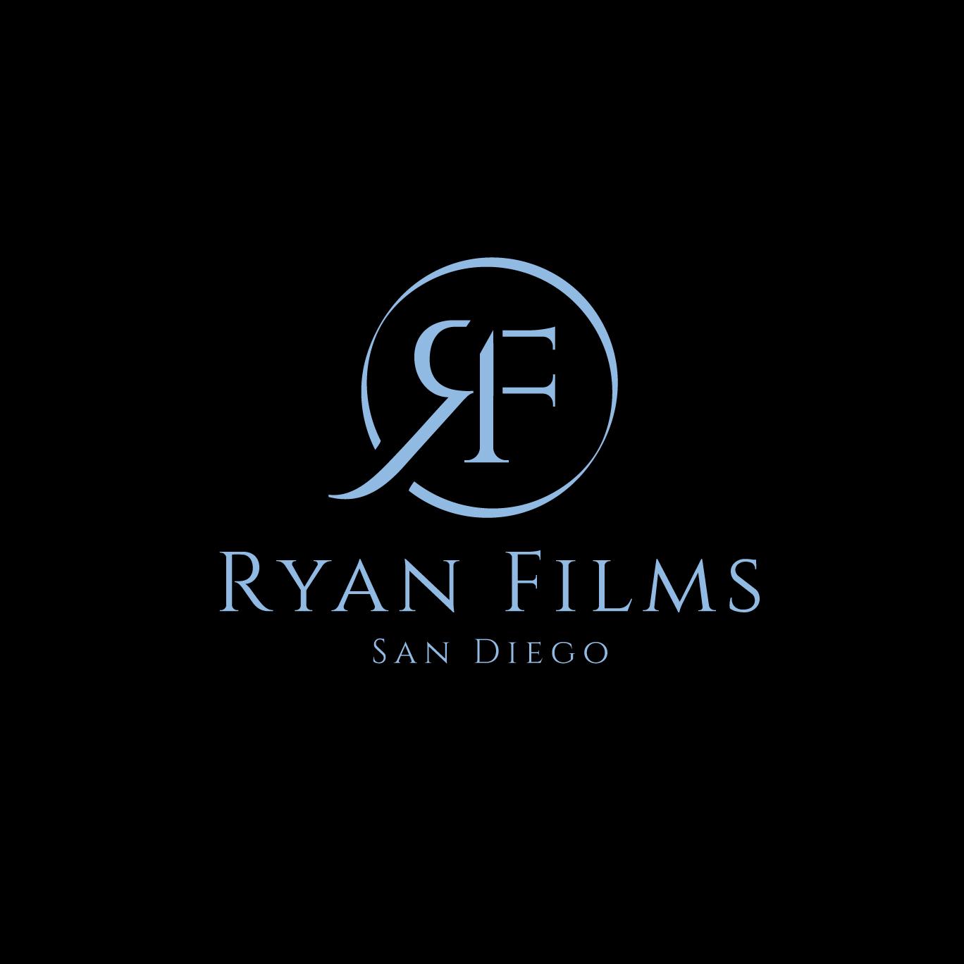 Professional Masculine Wedding Photography Logo Design For Ryan Films San Diego By Univdesigners Design 17080498