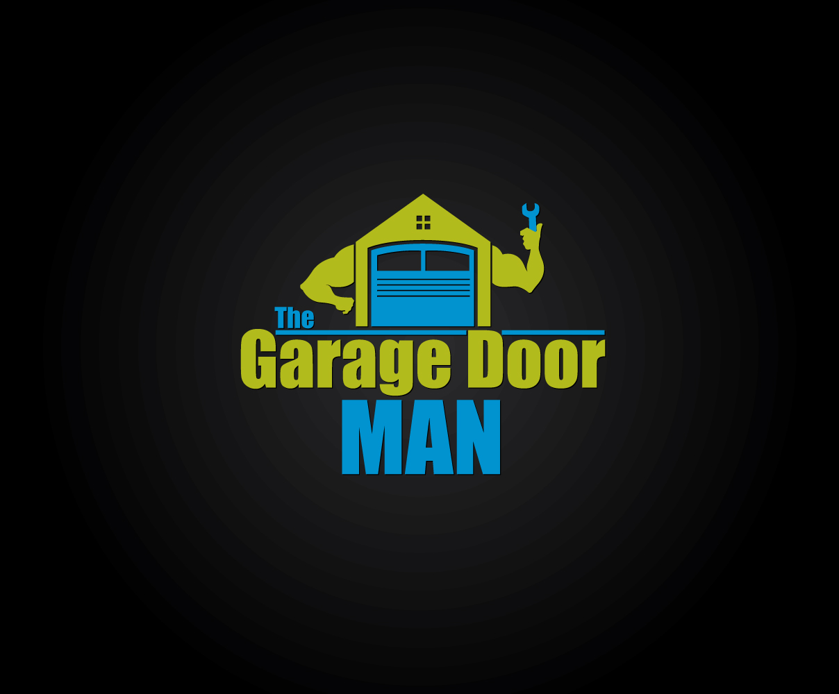 Logo Design By Graphicsexpert For The Garage Door Man | Design #16893821