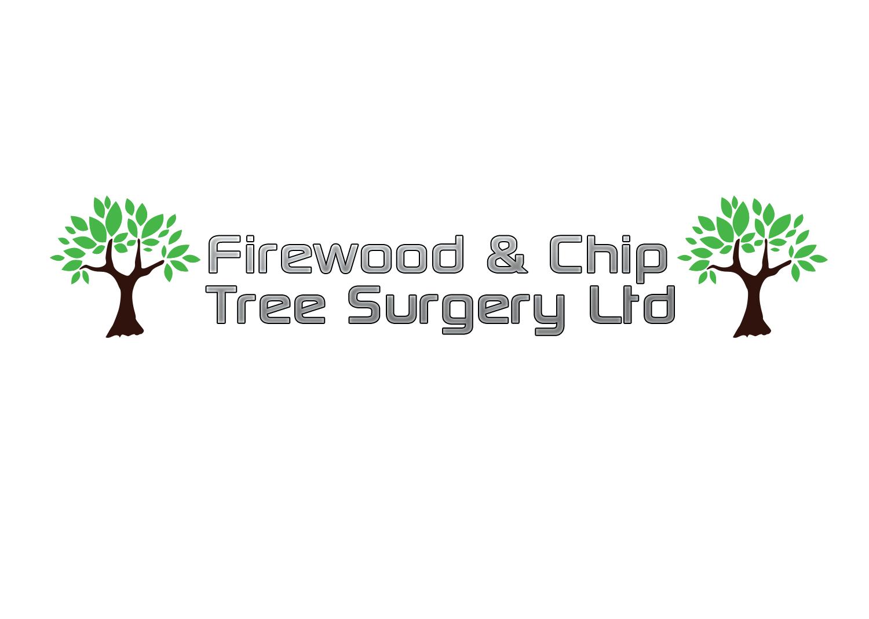 Professional Feminine It Company Logo Design For Firewood Chip Tree Surgery Ltd By Ivo I Ivanov Design 16877914