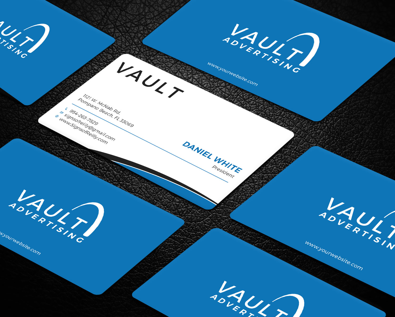 Elegant playful business business card design for a company by business card design by avanger000 for this project design 16907081 reheart Choice Image