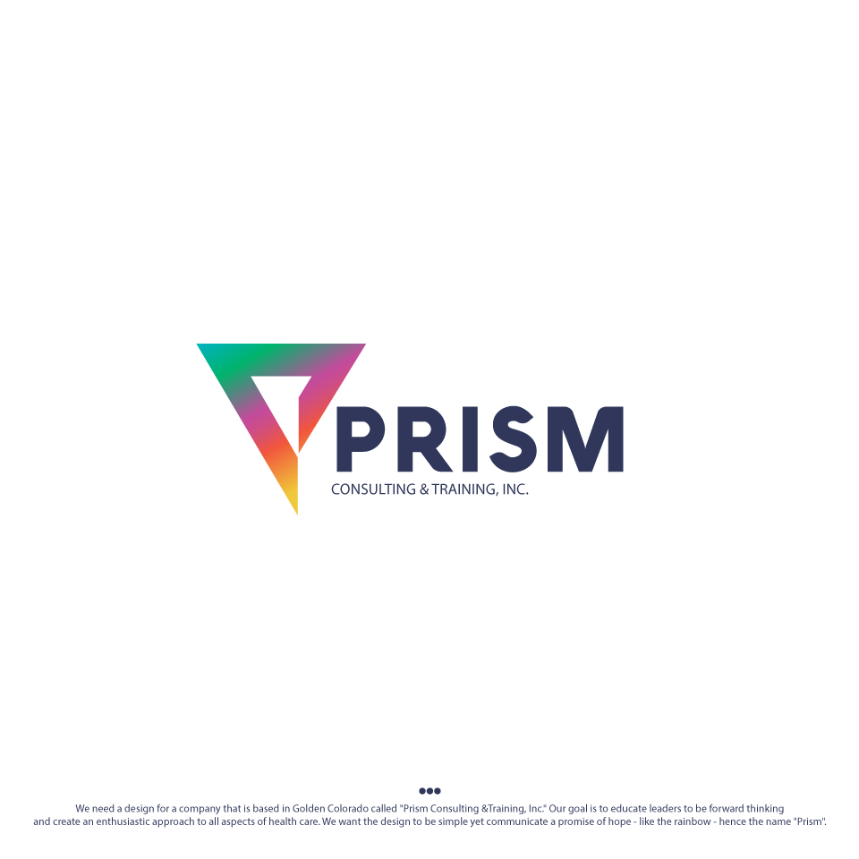 Professional Serious Health Care Logo Design For Prism Consulting Training Inc By Art Billionaires Design 16988852