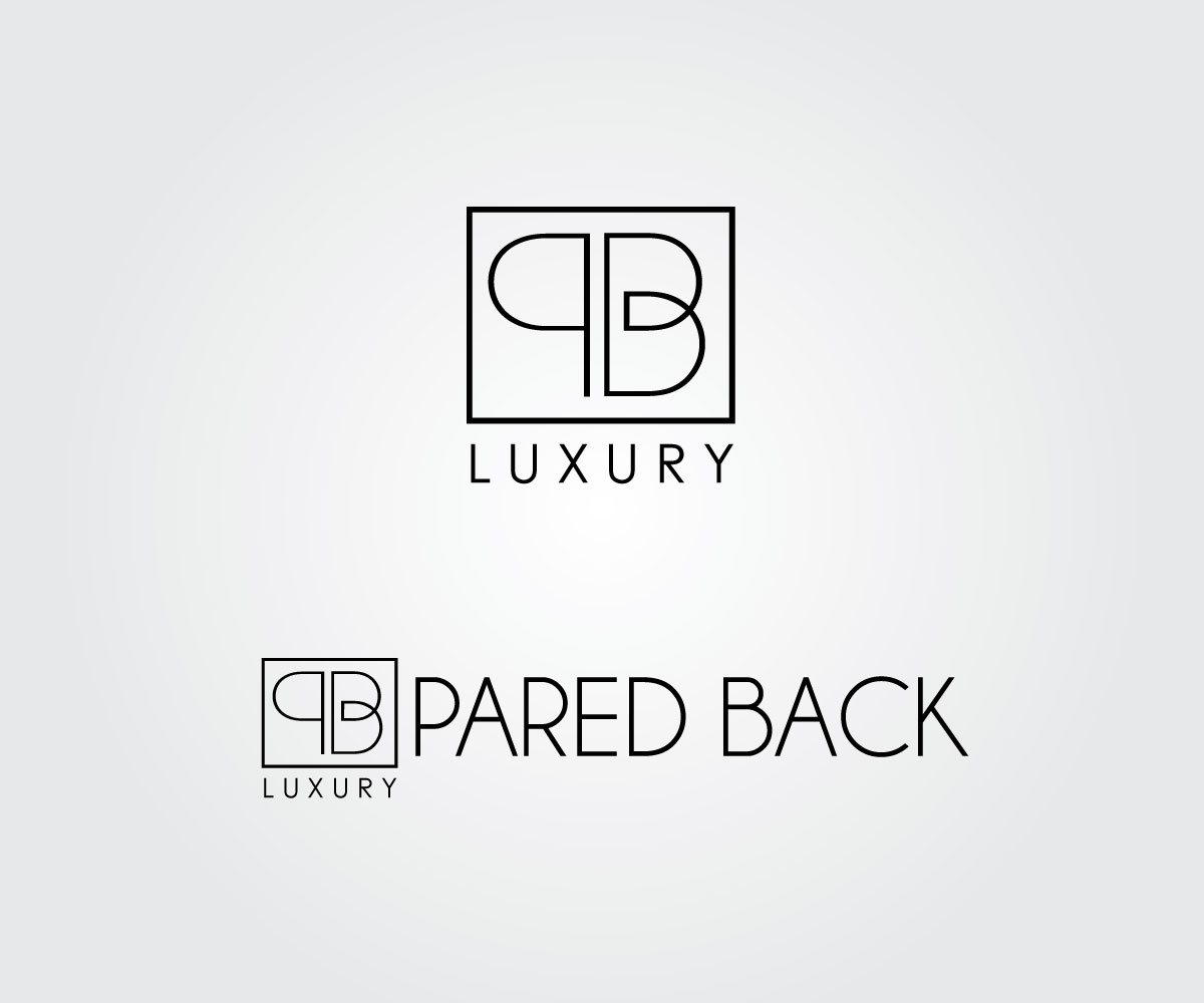 Elegant, Upmarket, Home Improvement Logo Design for PB (Luxe or ...