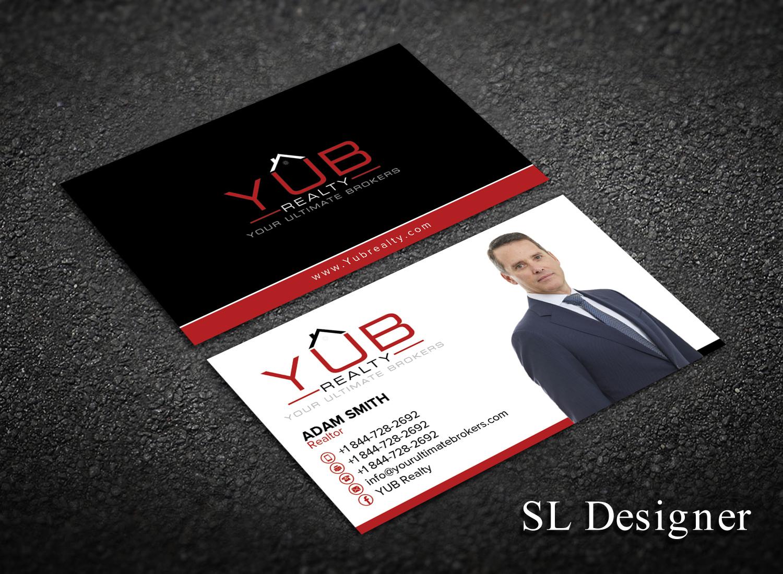 Upmarket, Elegant Business Card Design for RED EMPRESARIO by SL ...