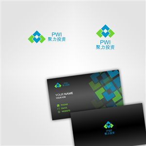 54 Professional Real Estate Logo Designs for Both English name PWI ...